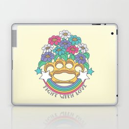 Fight with Love Laptop & iPad Skin