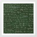 Geek math or economic pattern by photokot