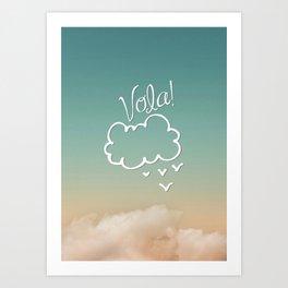 Vola  Art Print