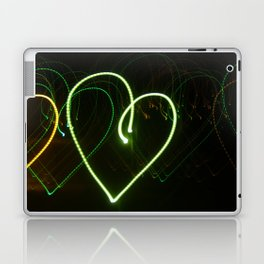 Love in Lights Laptop & iPad Skin