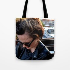 Mild Interest Tote Bag