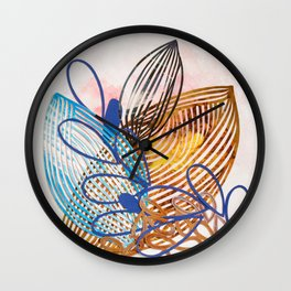 Spatial Divertissement Wall Clock