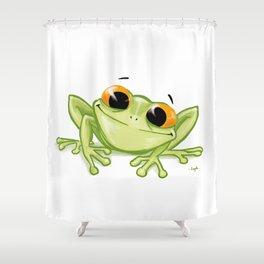Grenouille Shower Curtain