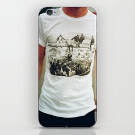 berlin wall  iPhone Skin