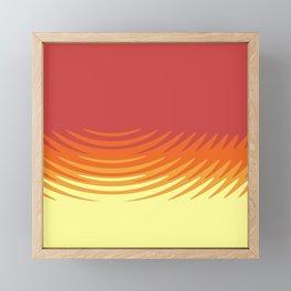 Manan Framed Mini Art Print
