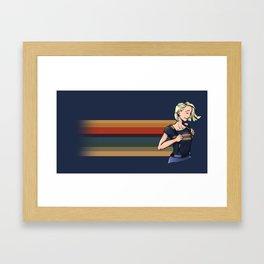 Doctor 13 Framed Art Print