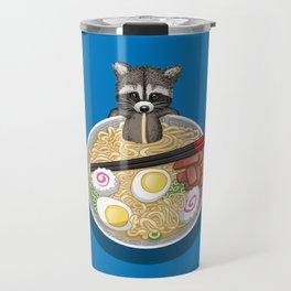 Raccoon Ramen Travel Mug