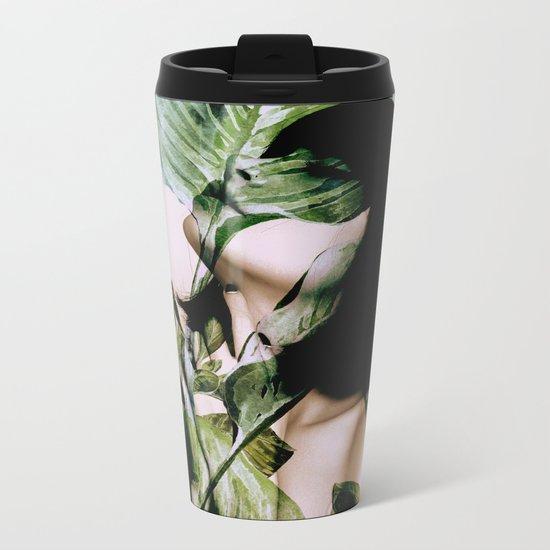 In Bloom I Metal Travel Mug