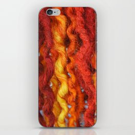 Miss Frizzle iPhone Skin