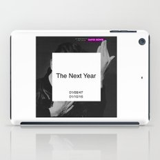 Bowie : The New Year iPad Case