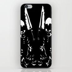 Creepy or Creative iPhone & iPod Skin