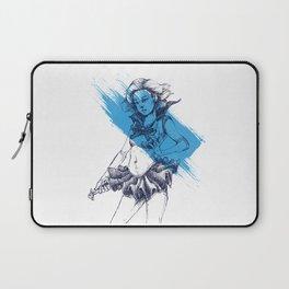 Sailor Mercury Laptop Sleeve