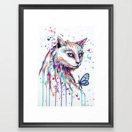 """Special guest"" Framed Art Print"