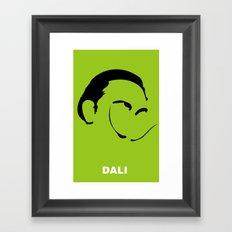 DALI Framed Art Print