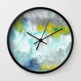 i dont remember when we started Wall Clock