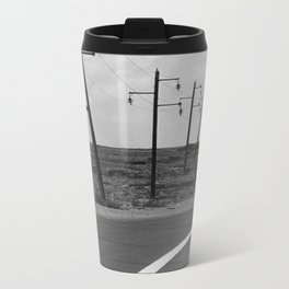 without a destination  Photo by Andrea Scuratti Travel Mug