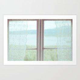 Window Dreams Art Print