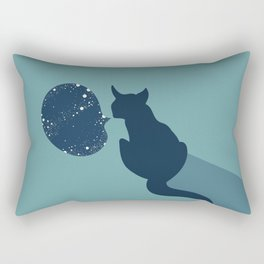Universe Creation Rectangular Pillow