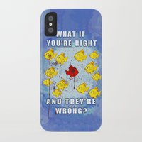 fargo iPhone & iPod Cases featuring Bloody Fargo   by ROGER