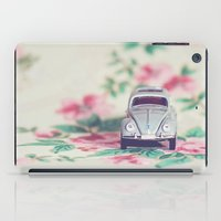 volkswagon iPad Cases featuring VDub Beetle by Anna Dykema Photography