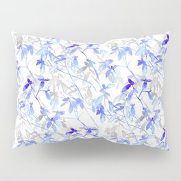 Premonition (Blue Grey) Pillow Sham