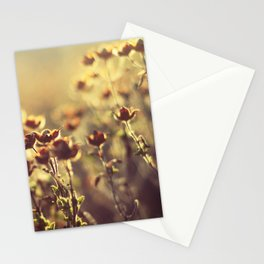 Les Larmes D'automne Stationery Cards