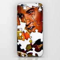gentleman iPhone & iPod Skins featuring Gentleman by Rick Staggs
