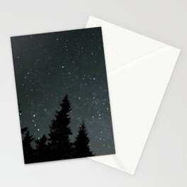 postcard from earth Stationery Cards