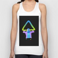 return Tank Tops featuring The Return by -gAe-