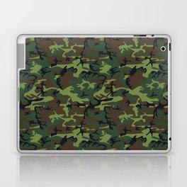U.S. Woodland Camo Laptop & iPad Skin