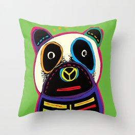 SERGE-PICHII-PANDEMIA_0004 Throw Pillow