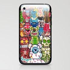 ToyZ. iPhone & iPod Skin