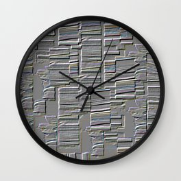 Industrial Strength Wall Clock