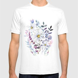 Wildflowers V T-shirt