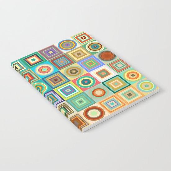 Geometric type Notebook