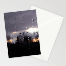just like raindrops Stationery Cards