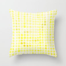 #36. ASHLEY - Dots Throw Pillow