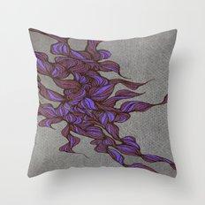 Waves #2 Throw Pillow