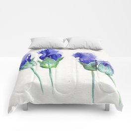 Fringed Gentian  Comforters