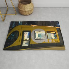 Light Rail Travel Rug
