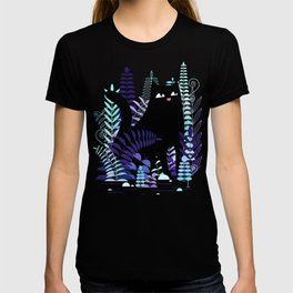 The Ferns (Black Cat Version) T-shirt