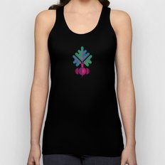 Vegetable: Beetroot Unisex Tank Top