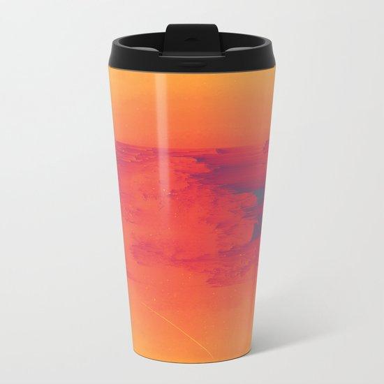 Body Heat Metal Travel Mug