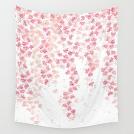 Bougainvillea Floral Vines Wall Tapestry