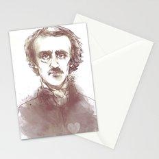 Edgar Allen Poe Stationery Cards