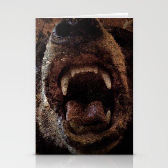 Bear! Stationery Cards
