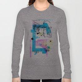 Biomathématiques (Paris 7) Long Sleeve T-shirt
