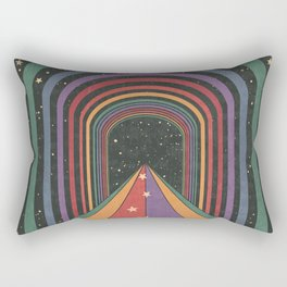 The Doors Of Perception - Break On Through To The Other Side Rectangular Pillow