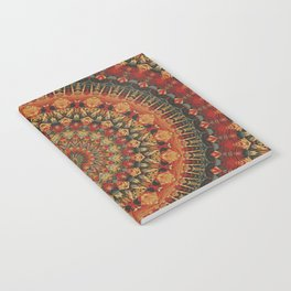 Mandala 563 Notebook