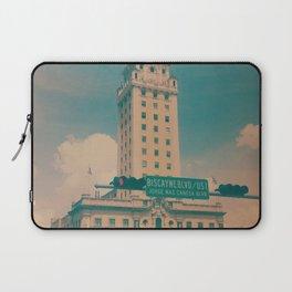 Freedom Tower Miami Laptop Sleeve